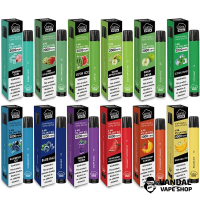Airis Mega 2000 Disposable Vape