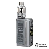 Voopoo Drag 3 Kit with TPP Tank Prussian Blue