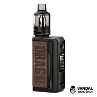 Voopoo Drag 3 Kit with TPP Tank Sandy Brown
