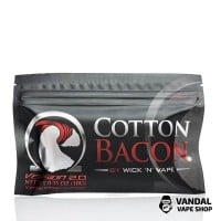 Вата Cotton Bacon (10 шт.)