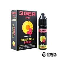 3Ger Salt - Pineapple Berry 15 мл 50 мг