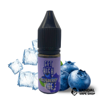 Black Triangle Get High Blueberry Vibe - 10 мл, 30 мг