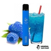 Elf Bar 550 Disposable Pod Device 50 мг (Blue Razz Lemonade)
