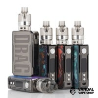 Стартовый набор Voopoo Drag 2 Refresh Edition Kit (Original)