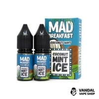 Mad Breakfast by Black Triangle Salt - Coconut Mint 10 мл 30 мг