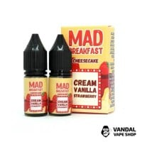 Mad Breakfast by Black Triangle Salt - Cheesecake 10 мл 30 мг