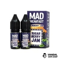 Mad Breakfast by Black Triangle Salt - Blueberry Jam  10 мл 30 мг